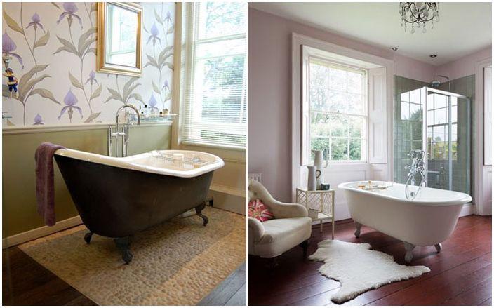 10 съвета за създаване на уютна и релаксираща баня