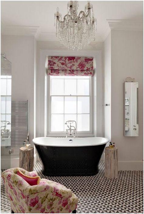 Интериор на банята от RDP Architects