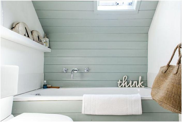 Интериор за баня от Gabriel Holland Интериорен дизайн