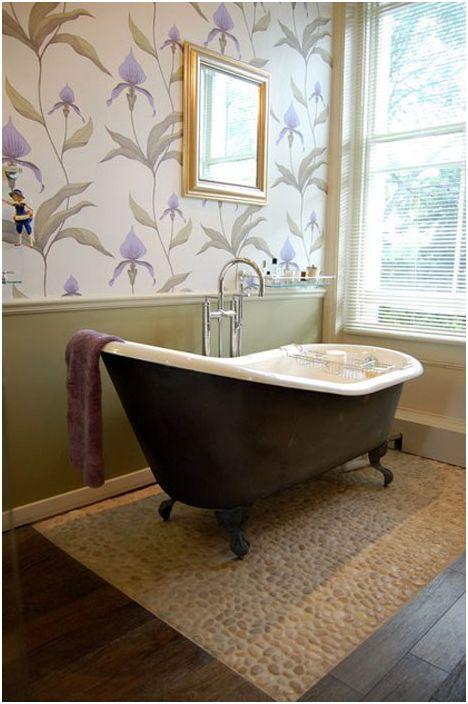 Интериор на банята от леко Quirky Ltd
