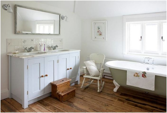 Интериор на банята от The Bathity Vanity Company