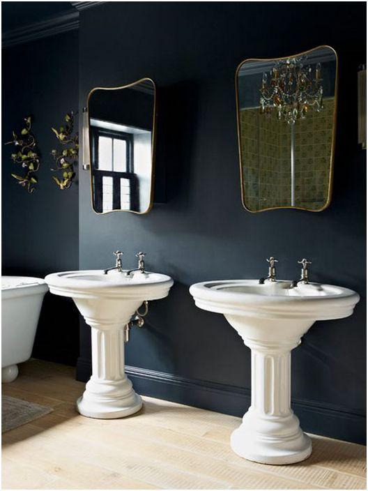 Интериор на банята от Godrich Interiors