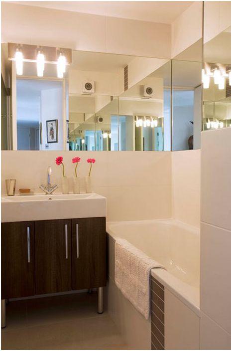 Интериор на банята от Селия Джеймс