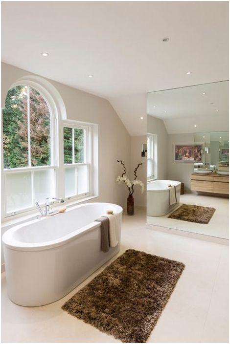 Традиционен интериор за баня