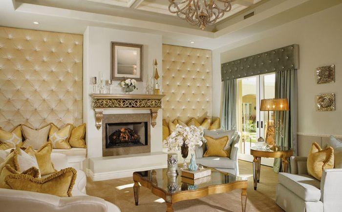 10 sposobów na przekształcenie domu w luksusowy dom z błyszczącego magazynu