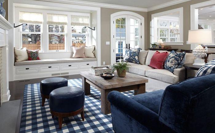 Wygodne sofy, miękkie fotele