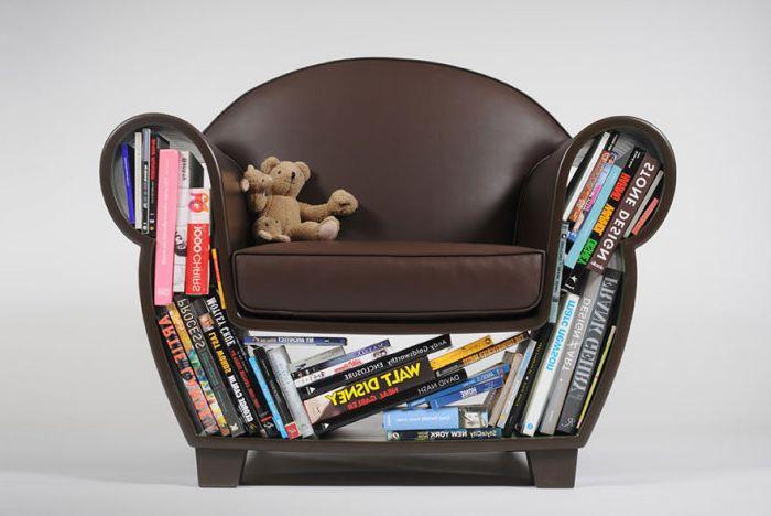 Стол, в който можете да съхранявате нещата