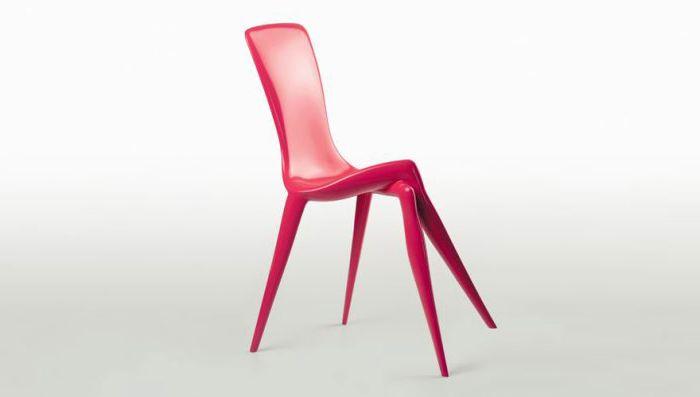 Розово столче