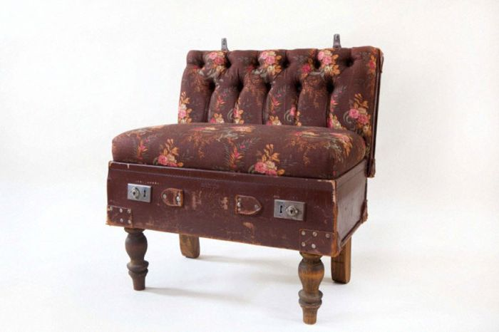 Кресло за куфар