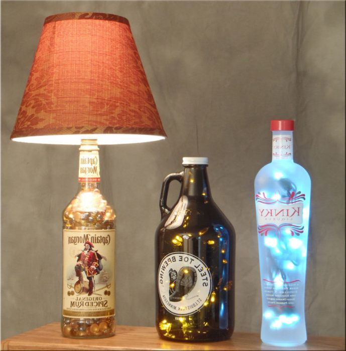 Helppo ja edullinen tapa saada upea lamppu.