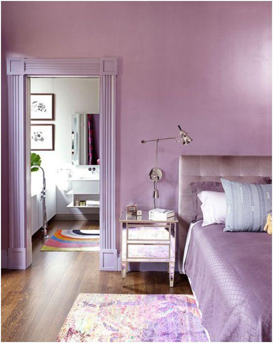 Интерьер спальни от SPG Architects
