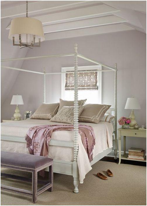 Интерьер спальни от Andrew Howard Interior Design