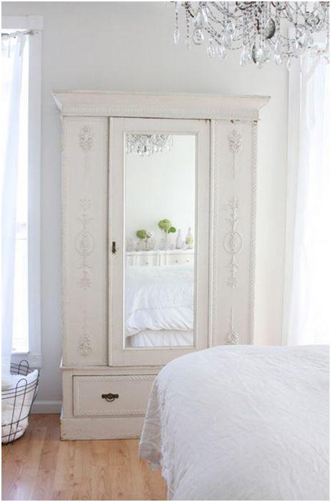 Интерьер спальни от Dreamy Whites