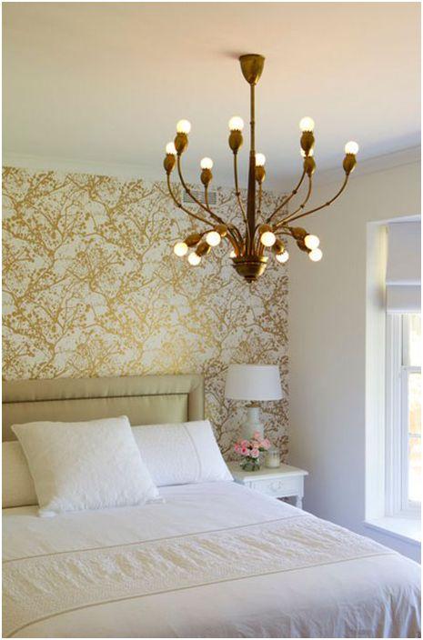 Интерьер спальни от Camilla Molders Design