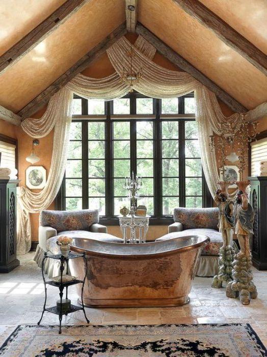 Łazienka dla prawdziwych księżniczek.