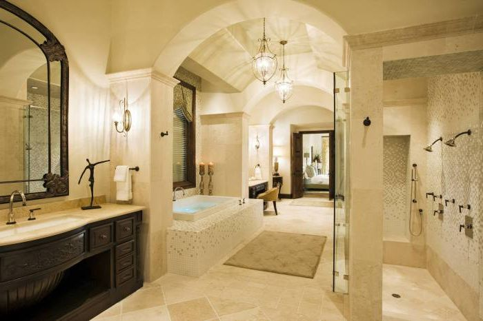 Świetna łazienka.