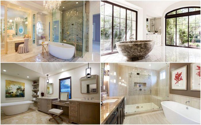 Селекция от луксозни и елегантни бани.