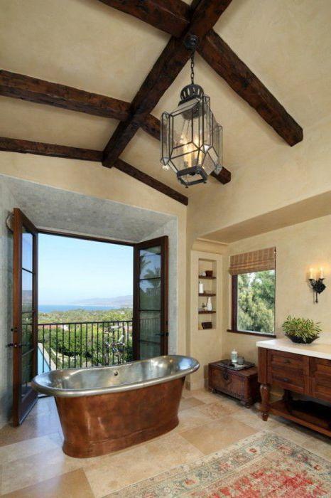Лека и ефирна баня.
