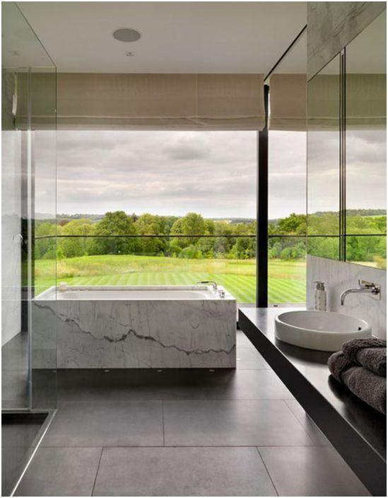 Стилна вана във Великобритания