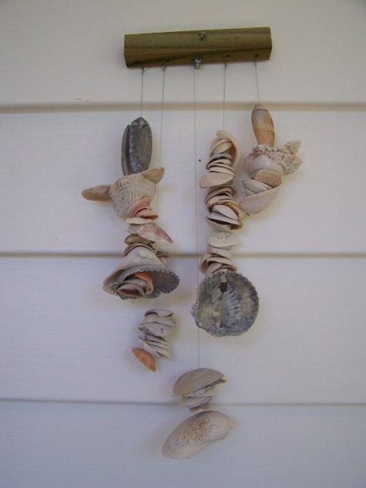 Egy egyszerű dekoráció, amely a szél és a tenger energiáját hozza otthonába.