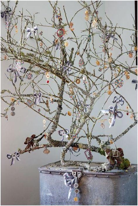 Альтернативное новогоднее дерево