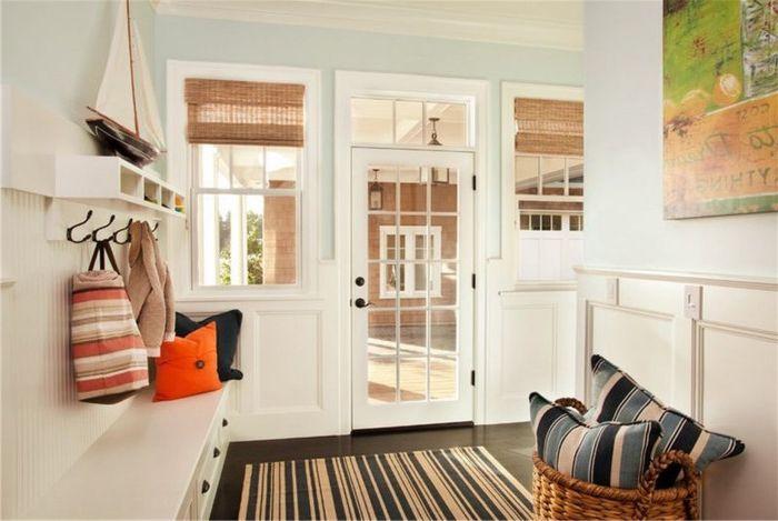 Страхотни начини да организирате пространство на входа на собствения си дом.