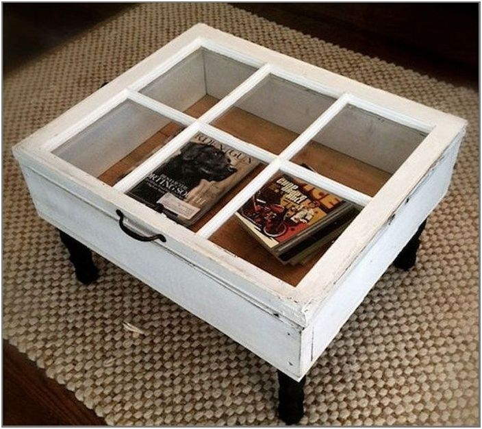 1. Table basse