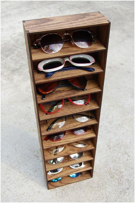 11. Stílusos szemüvegtartó