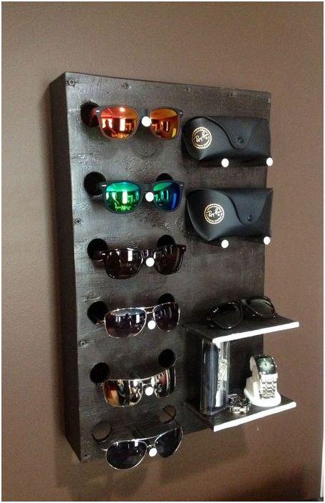 8. A szemüveg kirakata