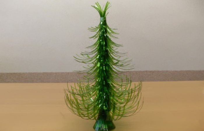 Неординарная новогодняя елка.