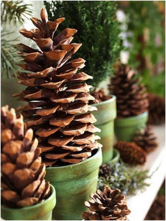 Прост и красив новогодишен декор
