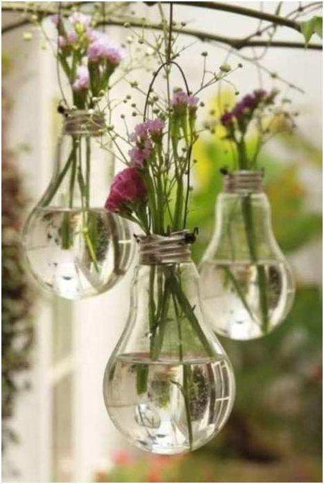 15. Deuxième vie des vieilles ampoules