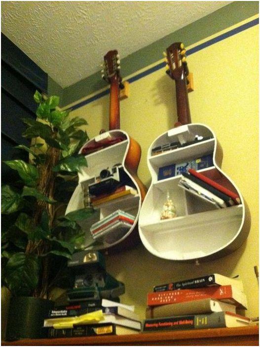 1. La seconde vie des vieilles guitares