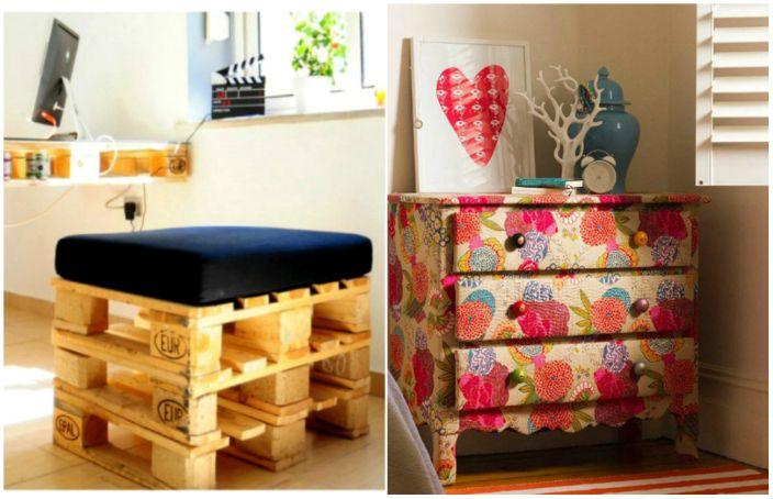 Евтини идеи за освежаване на интериора на вашия апартамент.