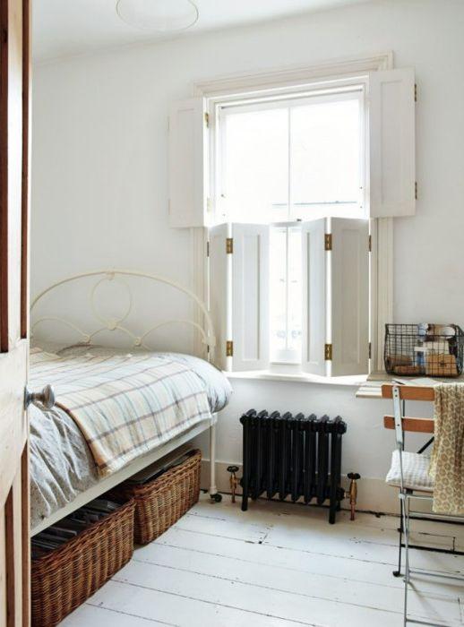 Стая с такива капаци изглежда впечатляваща и стилна.