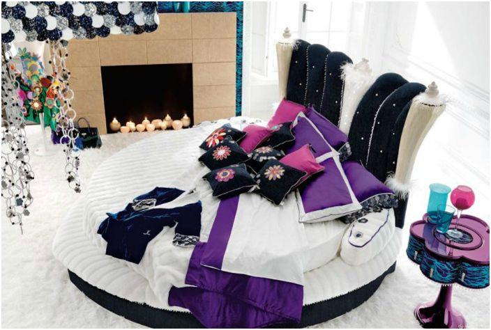 Łóżko jest centralnym elementem sypialni i powinno być wygodne i piękne.