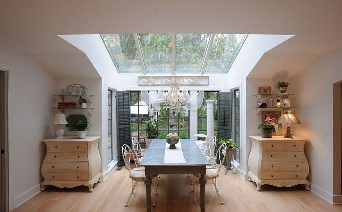 Интериор на трапезарията от Джордж Клеменс Архитектура