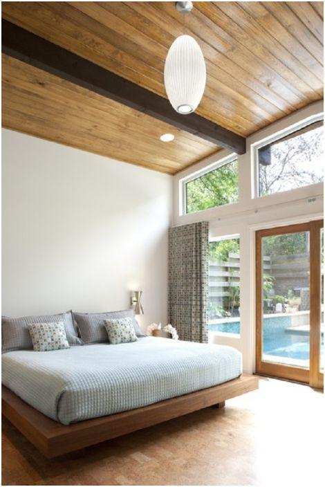 Elementy drewniane prezentują się szczególnie stylowo we wnętrzach średniowiecznej secesji.