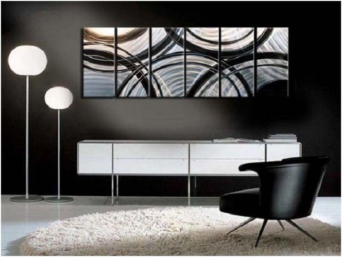Страхотни комбинации от черно и бяло за специална атмосфера и състояние на духа.