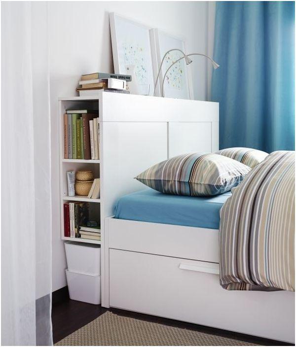1. Легло с кутии за съхранение и функционално табло