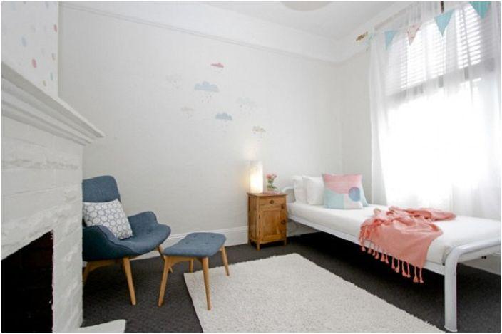Стая в сиви и бели тонове е чудесно цветово решение, тъй като разкрива истинския стил на модерното и класическото.