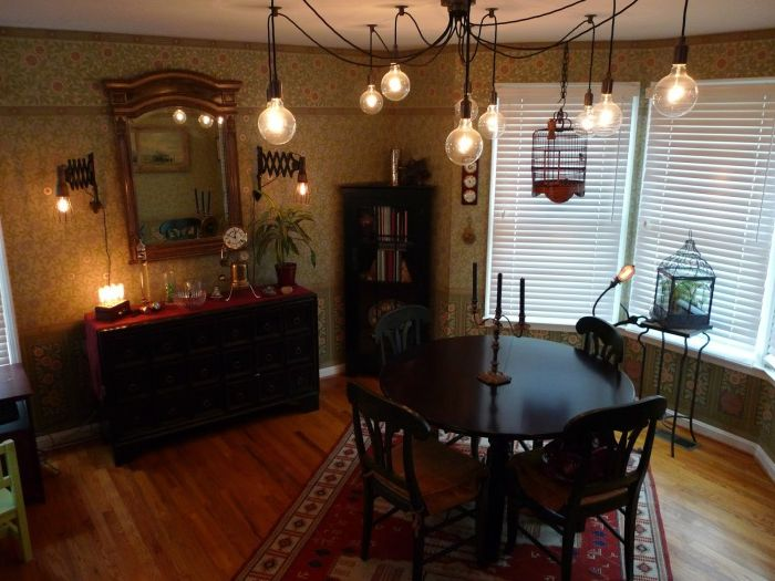 Правилното осветление може лесно да подчертае дизайна на цяла стая.