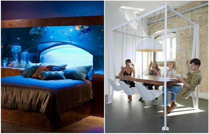 Fantasztikus tervezési megoldások, amelyek egyedivé teszik otthonát.