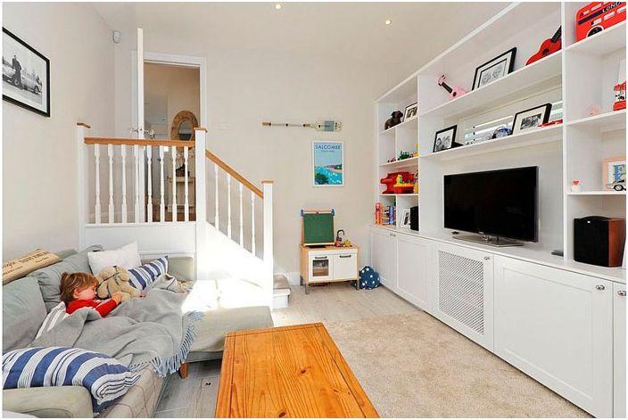 Всекидневна, стая за гости и стая за игра от PVA Developments