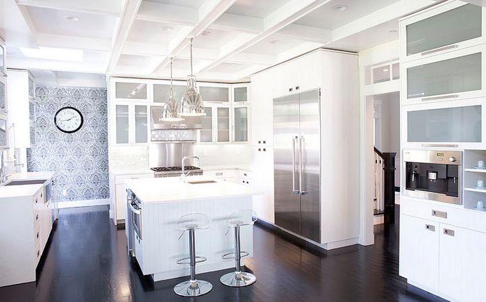 Stilig kjøkken fra 360 designstudio