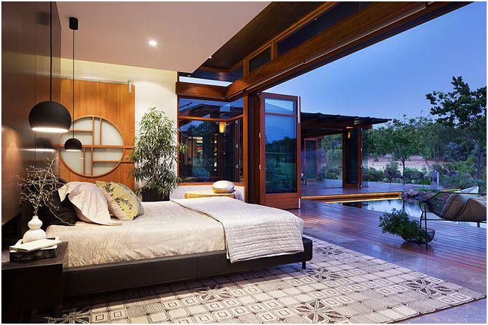 Soverom Interiør av Suzanne Hunt Architect