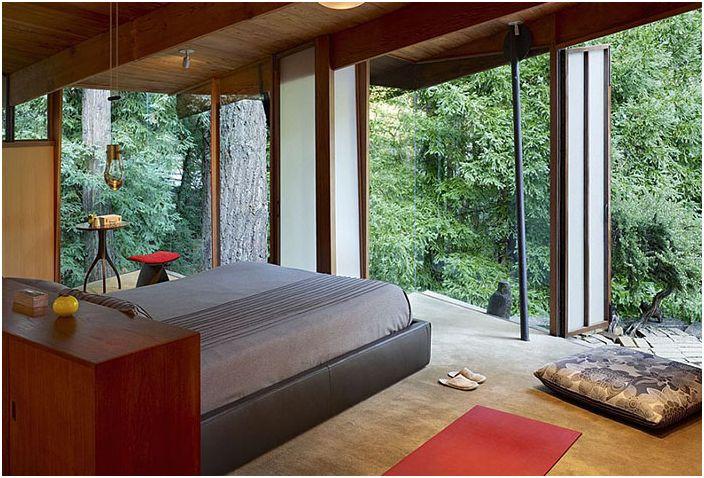 Soverom interiør av Dwyer Design