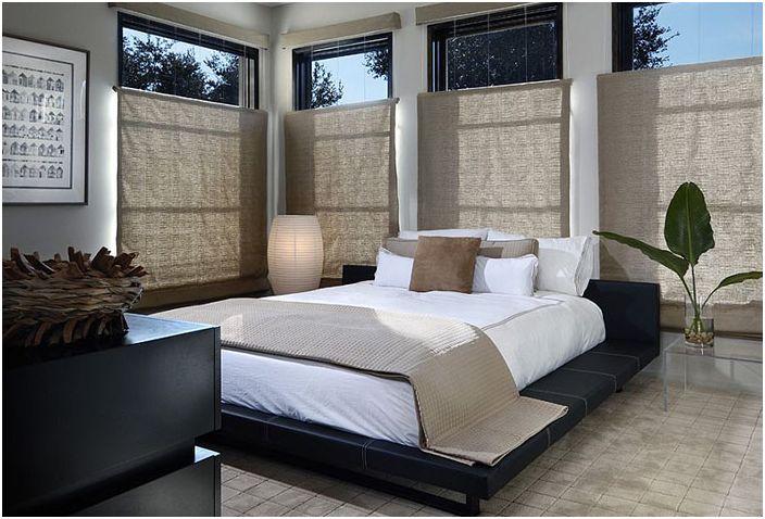 Soverom interiør av Phil Kean Design Group