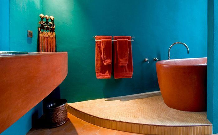 Спалня в мексикански стил от House + House Architects