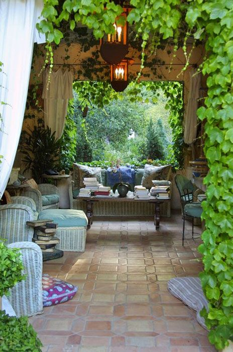 Патио от Grace Design Associates